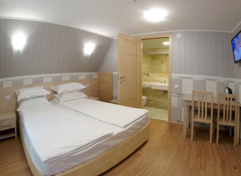 2-местный 2-комнатный коттедж